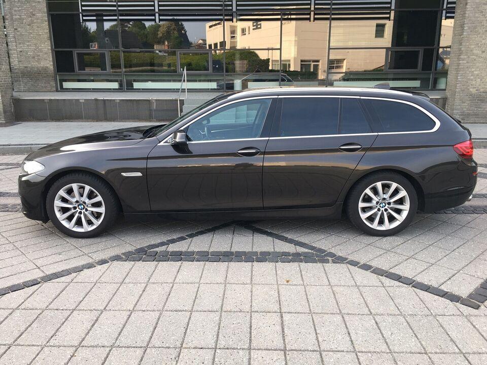 BMW F11 520D Luxury Line Touring aut. Faceliftet