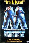Super Mario Brothers 786936209389 With Bob Hoskins DVD Region 1