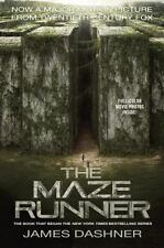 The Maze Runner Movie Tie-In Edition by James Dashner Hardcover