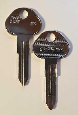 10x KFT für KFV-FCV Sonderprofil Anlage Rohling Anlageschlüssel Keyblank