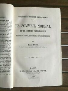 YUNG-Emile-Le-sommeil-normal-et-le-sommeil-pathologique-Magnetisme-animal