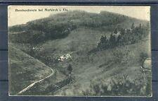 Ansichtskarte Bernhardtstein bei Markirch im Elsaß - 00800