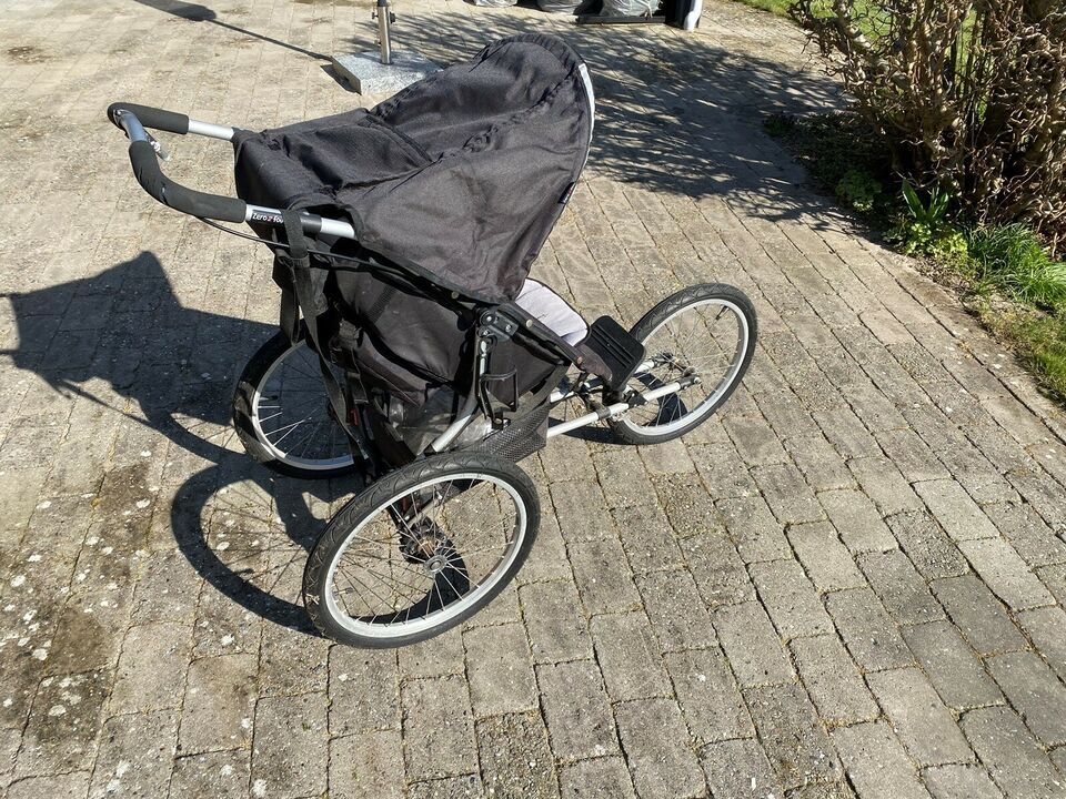 Andet, løbe jogger , Zero 2 Four