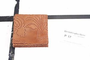 Brown-Bevel-Patterned-Scrap-Leather-Piece-4-5-039-039-by-4-5-039-039-P17Z2-7