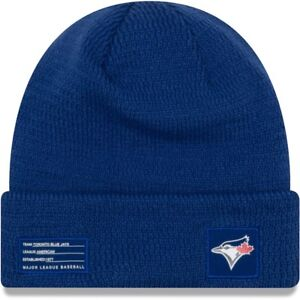bfb0a7a1a Details about Men's Toronto Blue Jays New Era Royal On-Field Sport Cuffed  Knit Toque Beanie