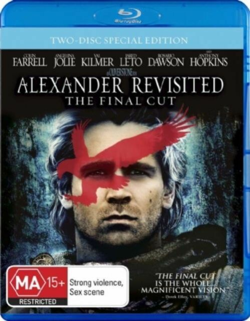 Alexander Revisited - The Final Cut (Blu-ray, 2008, 2-Disc Set)
