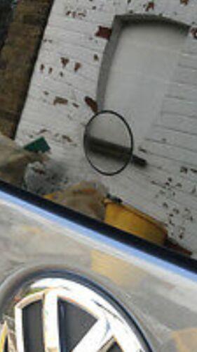 Effetto di vetro DE WIPER gblack TAPPO SCARICO GUARNIZIONI SEAT LEON MK1 MK2 MK3 1M 1P 5F