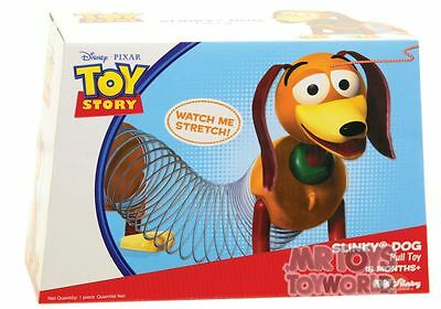 NEW Toy Story Slinky Dog from Mr Toys Toyworld