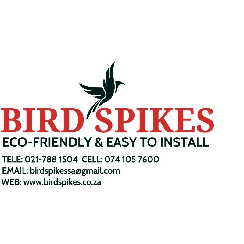 BIRD SPIKES FACTORY PRICE R48 (Ex. Vat)