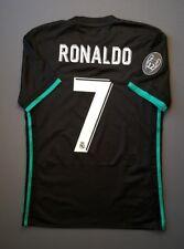 8c3d0527caa 4.9 5 Real Madrid  7 Ronaldo 2017 2018 Football Soccer Away Jersey Shirt  Adidas