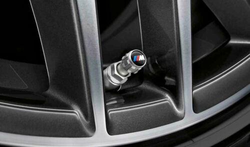 36122447402 ORIGINALE BMW MOTORSPORT TAPPI Valvola Set BMW M LOGO