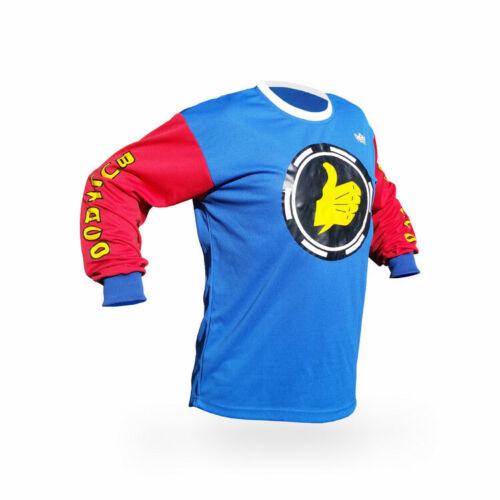 XXXL BULTACO Vintage Klassik Retro Jersey Trikot Shirt Fahrerhemd Hemd XL
