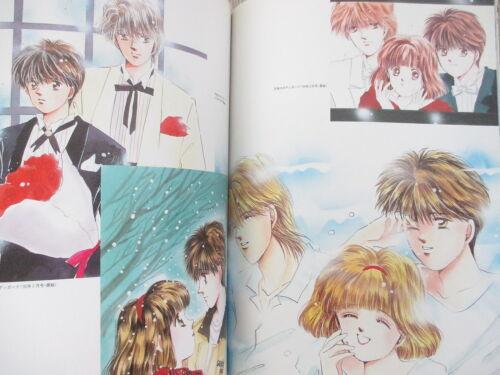 HITOMI ORIHARA Illustration Book HEART 1995 Art Works JN36*