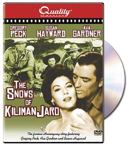 The Snows of Kilimanjaro (DVD, 2006)