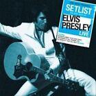 Setlist: The Very Best of Elvis Presley Live by Elvis Presley (CD, May-2013, Sony Legacy)