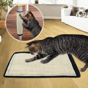 Scratching Nip Cat Scratcher Sisal Catnip Mat Carpet Wall