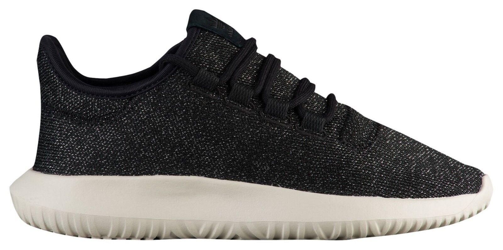 Adidas Originals Women's TUBULAR SHADOW shoes Core Black White AC8028 b