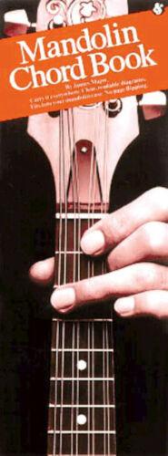 The Mandolin Chord Book James Major