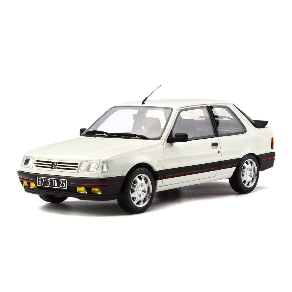 OTTO 1 18 Peugeot 309 GTi Phase 1 Baujahr 1985 OT598