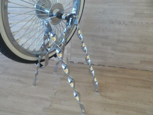 """New 20/""""in Lowrider Bicycle Continental Kitwith Spare 16/"""" Wheel and Tire"""