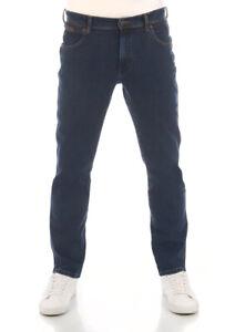 Wrangler Herren Jeans Texas Slim Fit Stretch Jeanshose Denim Hose Baumwolle