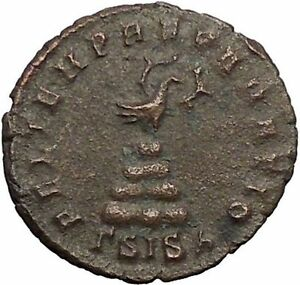 CONSTANS-Constantine-the-Great-son-337AD-Ancient-Roman-Coin-Phoenix-i54915