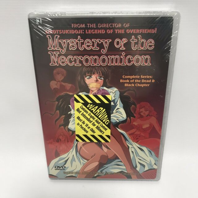 Mystery Of The Necronomicon (DVD) - BRAND NEW SEALED