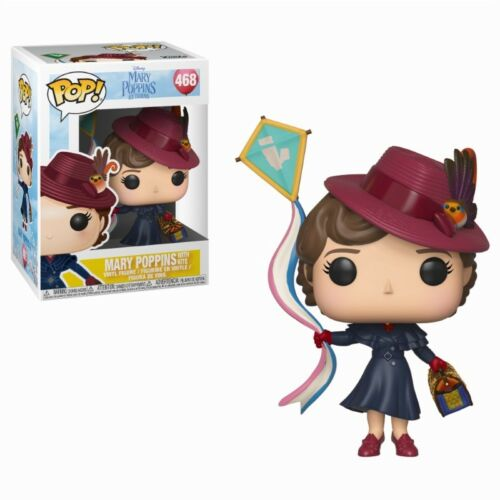 Mary Poppins Returns with Kite Drachen POP! Disney #468 Vinyl Figur Funko