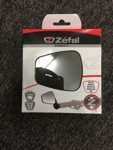 Zefal Dooback 2 Adjustable Cycle Mirror Left Hand NEW