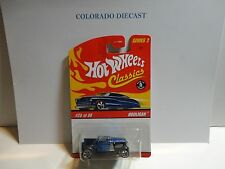 Hot Wheels Classics Series 2  #23 Blue Hooligan