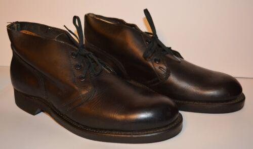 Vtg 9r enkellaarsjes Madison Shoe CoCirca Herenlaarzen Nm met lederen 1965 D9EH2WI