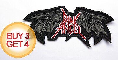 DARK ANGEL PATCH BUY3GET4,EXODUS,SLAYER,KREATOR,DESTRUCTION,ANTHRAX,THRASH METAL
