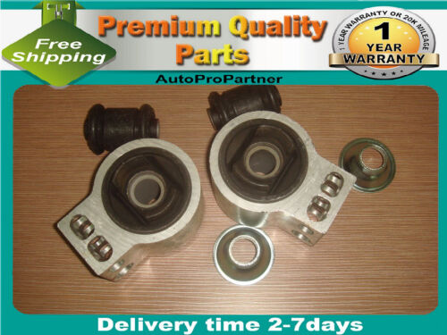 4 FRONT LOWER FRONT CONTROL Arm BUSHING CHEVROLET MALIBU 04-10