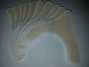 10pcs-Coloplast-Brava-REF-120721-Elastic-Barrier-Strips-Y-Shape-Ostomy-Colostomy