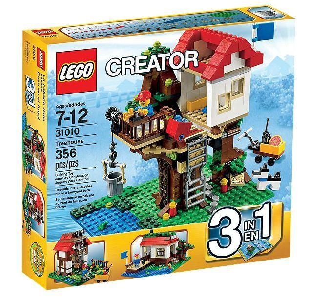 LEGO® Creator 31010 Baumhaus NEU OVP_ Treehouse NEW MISB NRFB