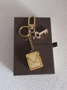Louis-Vuitton-Handbag-Charm-Key-Holder-DP1113-Authenticity-Verified