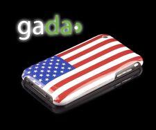 Schutzhülle f iPhone 3G 3GS United States USA Case Tasche Bumper Cover Hard