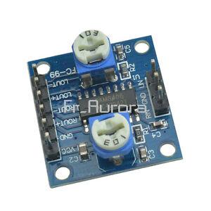 2*5W PAM8406 Digital Stereo Power Amplifier Board Volume Potentiometer