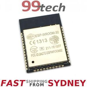 9a9f0c80a Image is loading ESP-WROOM-32-WiFi-Bluetooth-Module-ESP32-Board-