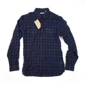 NWT-Size-M-Burberry-Brit-Mens-Bryant-Textural-Regular-Fit-Button-Down-Shirt