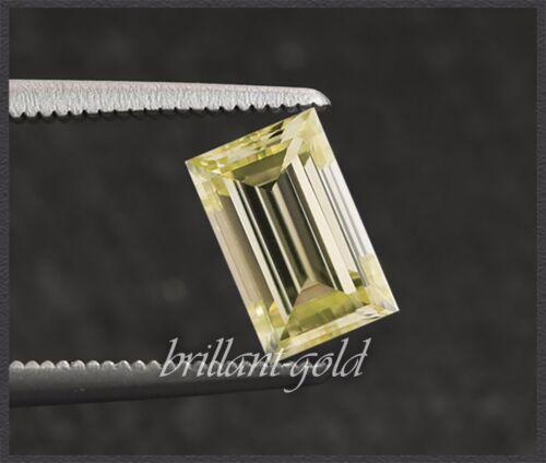 Diamanten im Baguette Schliff von 0,10-0,25ct echt /& natürlich mit Zertifikat