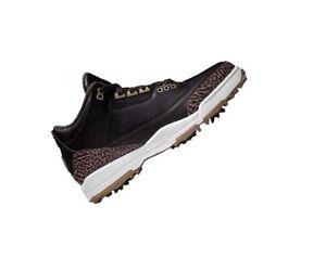 f2ab6bc79808 Image is loading DS-Nike-Air-Jordan-3-Brown-Golf-Shoe-