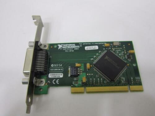 NI National Instruments NI PCIGPIB IEEE 488.2 Interface Adapter Card 188513B01