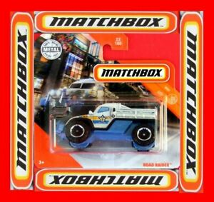 MATCHBOX-2020-ROAD-RAIDER-23-100-NEU-amp-OVP