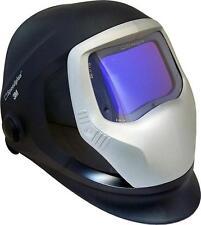 3M Speedglas 9100XXi Auto Darkening Welding Helmet, New & Improved Optics