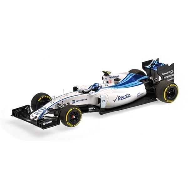controlla il più economico Minichamps Minichamps Minichamps Williams Martini Racing Mercedes FW37  77 1 43 417150177  per il tuo stile di gioco ai prezzi più bassi