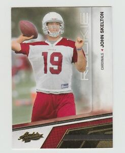 John-Skelton-Cardinals-2010-Absolute-Memorabilia-Rookie-154-146-299