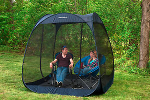 New 8 Pop Up Outdoor Mesh Screen Room With Floor Mosquito