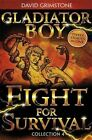 Fight for Survival: Three Stories in One Collection 4: Collection 4 by David Grimstone (Paperback, 2014)