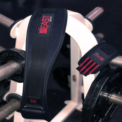 4.5 inches wide provides abdominal and lower back support. Training Gym belt